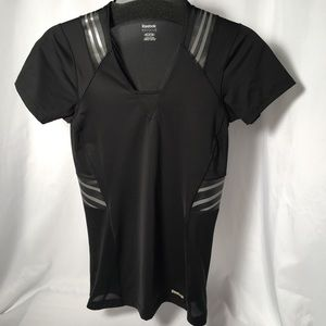 Reebok Easytone Taped Women's Running Short Sleeve